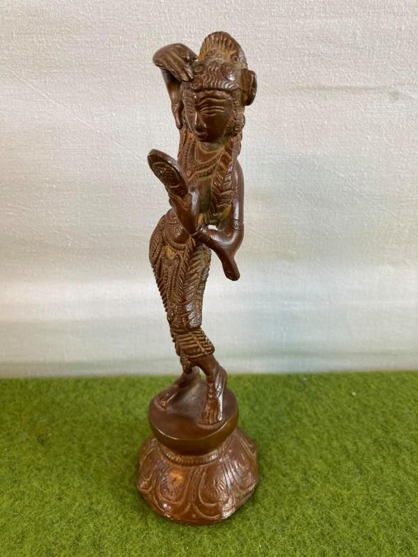 Bronzen Indisch beeldje