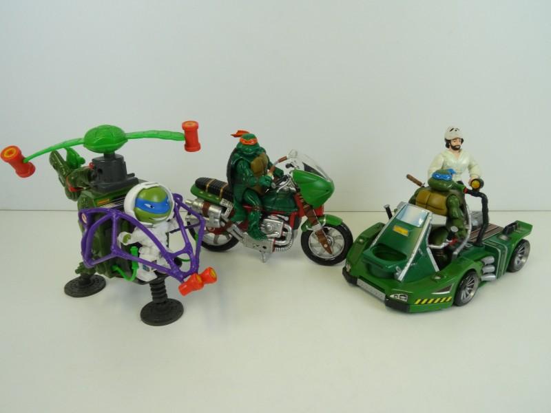 Vintage Playmates Toys van Mirage Studios:  Teenage Mutant Ninja Turtles