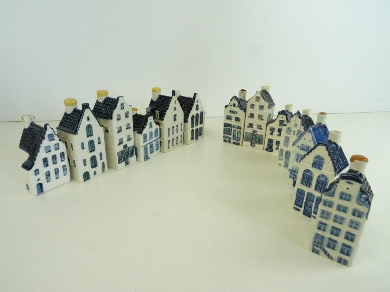 Lot KLM  collectie huisjes