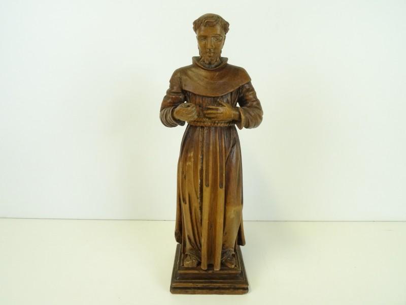 Oud Beeld: Heilige Franciscus van Assisi
