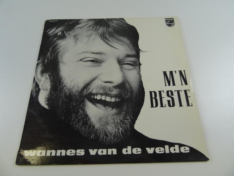 """Wannes van de velde – M'n Beste (LP"""")"""