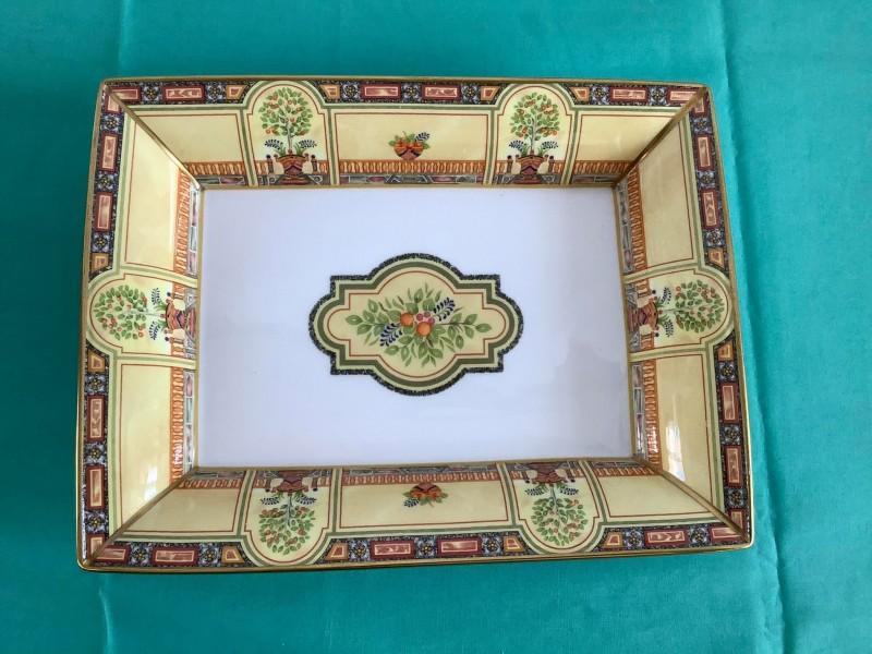 Royal Worcester - Versailles schaal