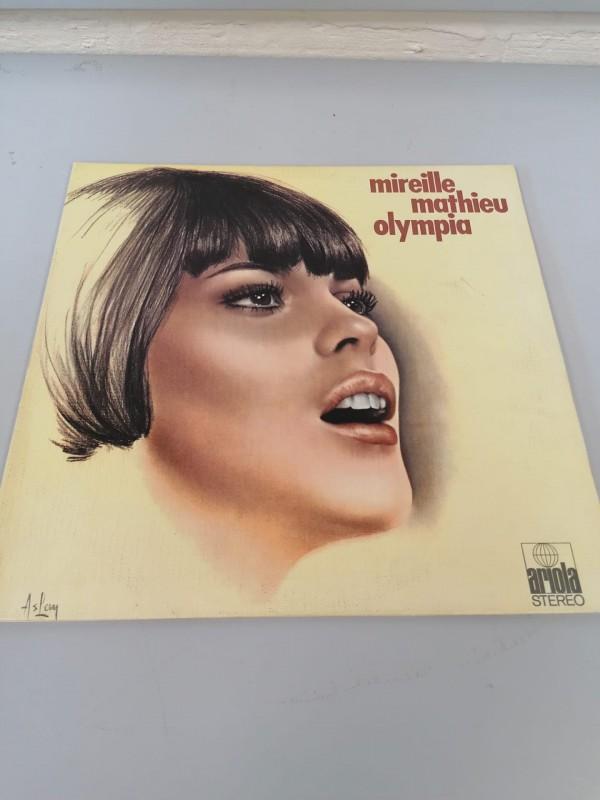 Topcollectie! LP Olympia van Mireille Mathieu
