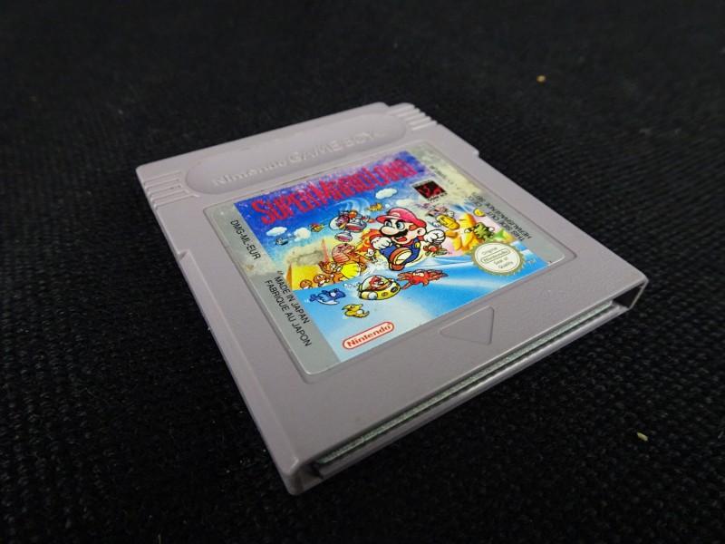 Super Mario Land Gameboy spel Nintendo