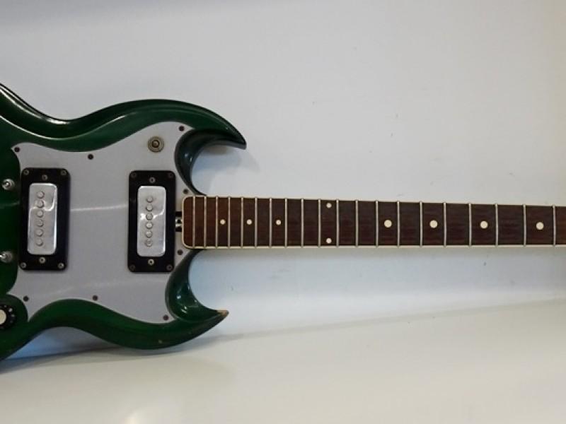 EKO elektrische gitaarbody