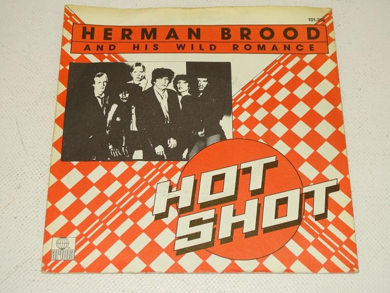 Single, Herman Brood And His Wild Romance, Hot Shot, Old Memories, 1980