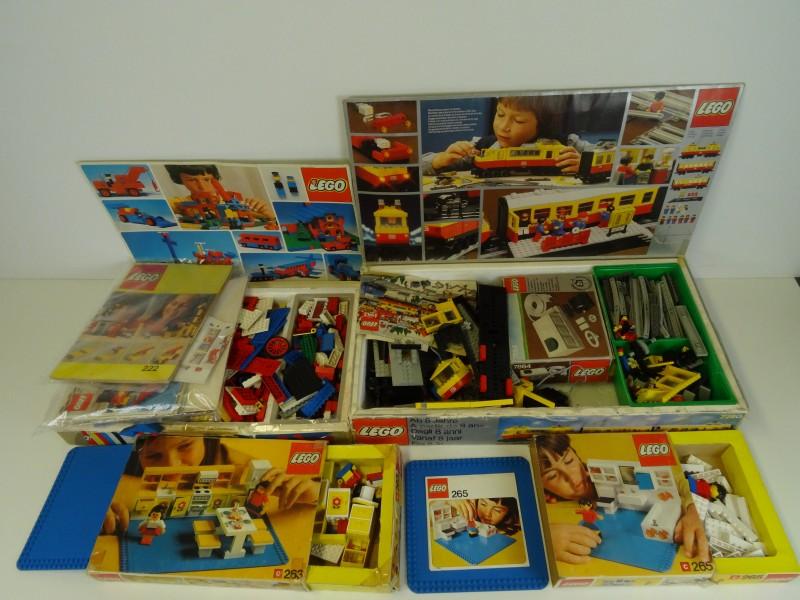 Vintage lot LEGO