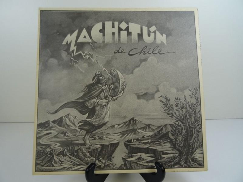 LP Machitun de Chile  gesigneerd