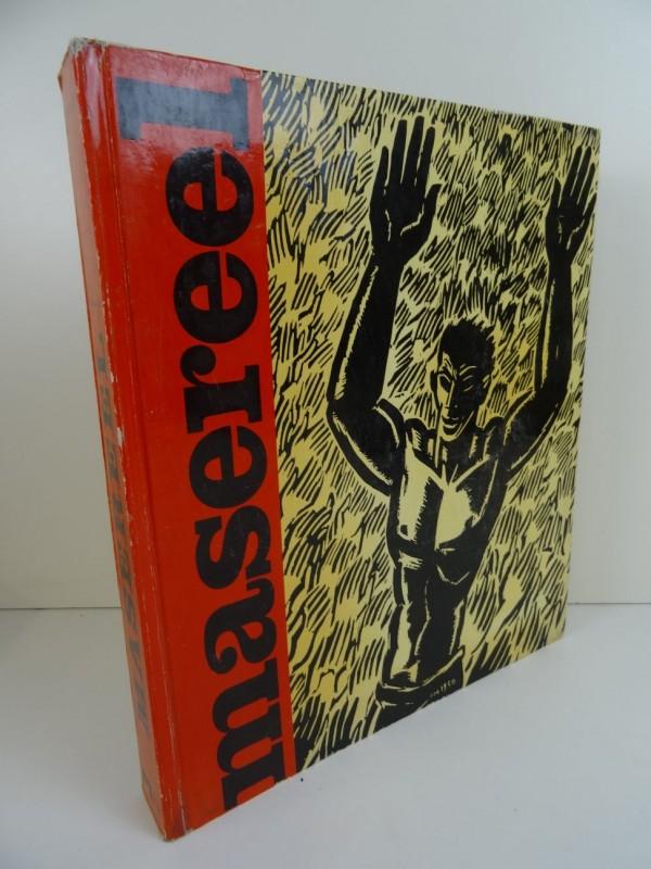 Masereel 1976 fraai kunstboek