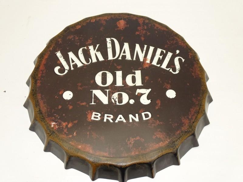Reclamebord: Jack Daniel's, Old No 7 Brand