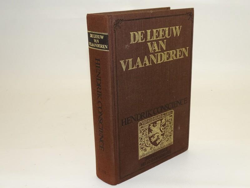 Boek: De Leeuw Van Vlaanderen, Hendrik Conscience, 1983