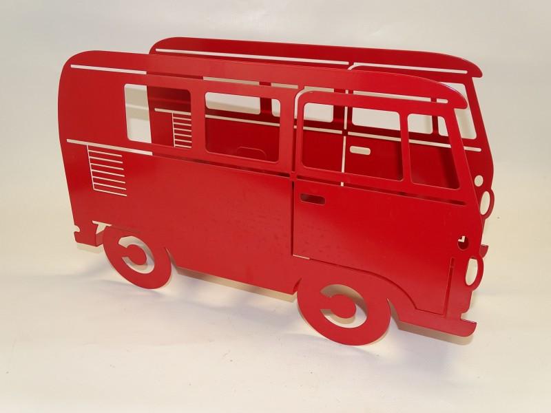 Krantenbak: Volkswagen Busje