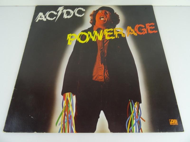 AC/DC – Powerage (12'')