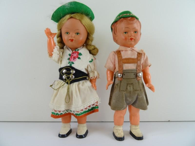 2 Dancing Doll's Sweethearts