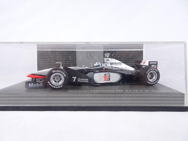 McLaren Mercedes MP4/13- David Coulthard