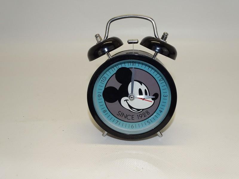 Metalen Wekker, Mickey Mouse, serie Since 1928