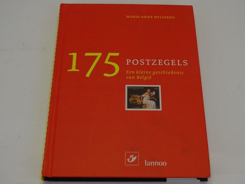 175 Postzegels, Een Kleine Geschiedenis Van België, 175 Jaar België