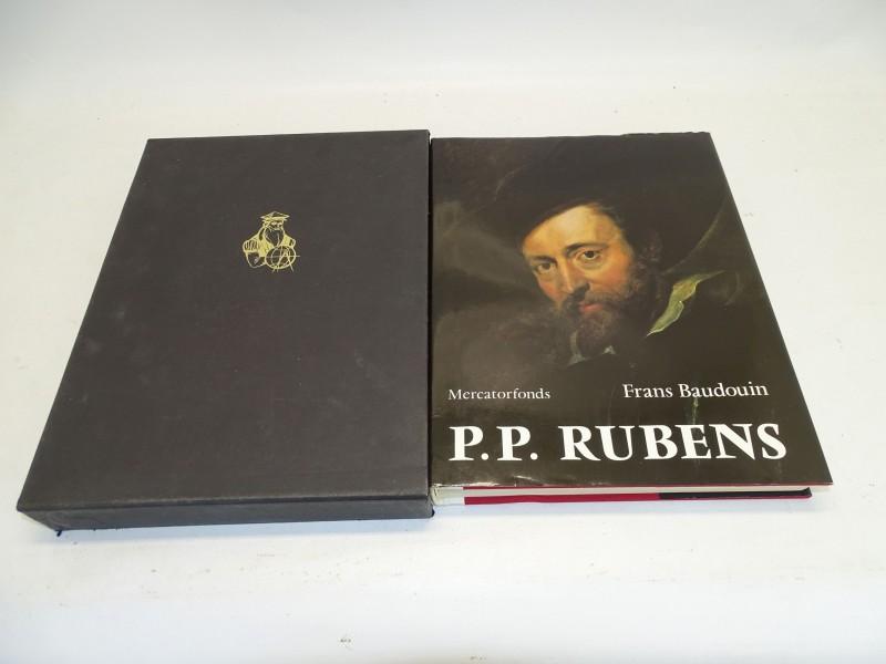 Boek: PP Rubens, Frans Baudoin, Mercatorfonds, 1977