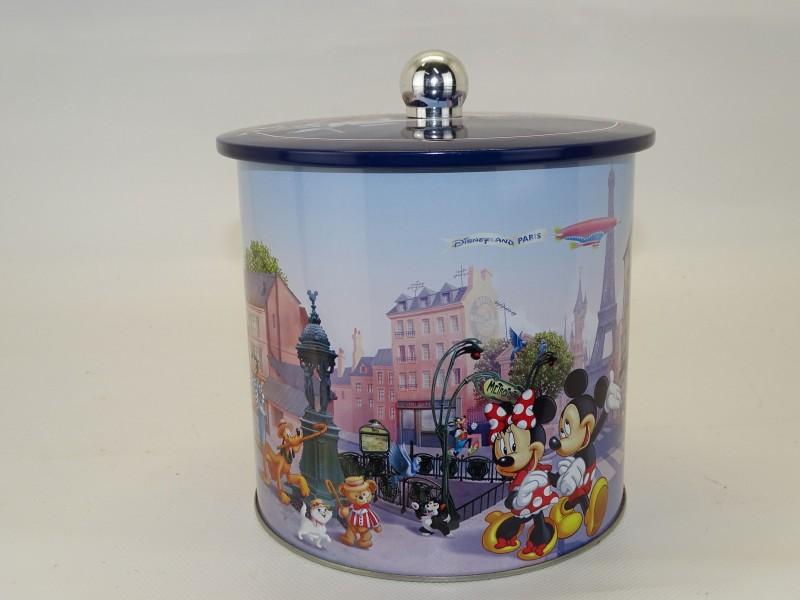 Blikken Koekjes Doos Disney, Disneyland Parijs