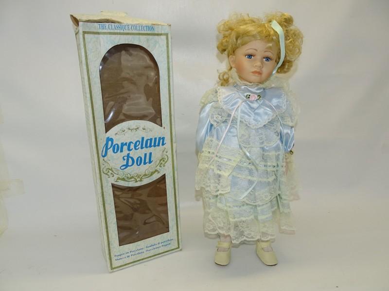 Vintage Porseleinen Pop, The Princess Collection