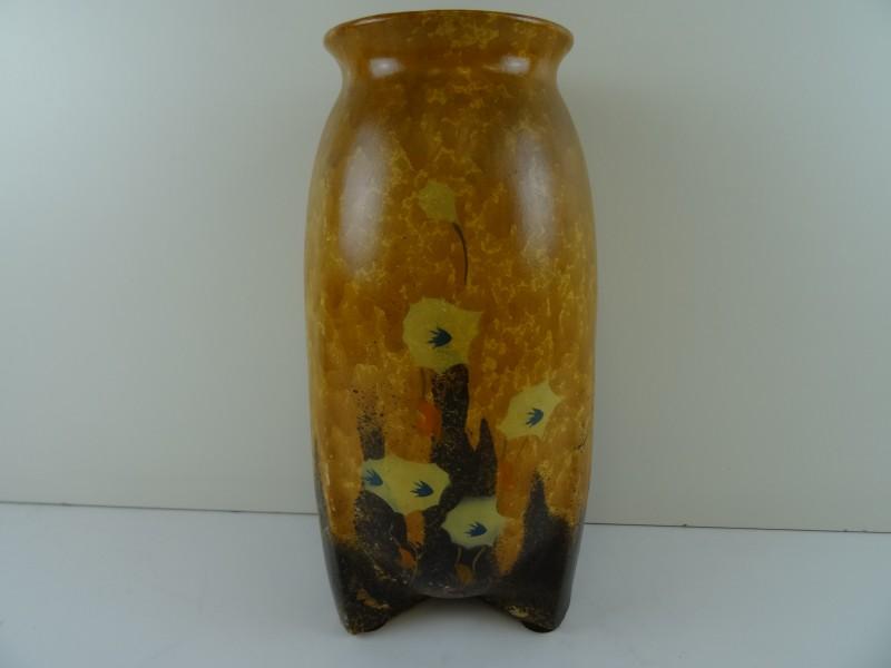 Vintage vaas aardetonen