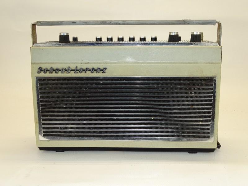 Vintage Radio: Schaub Lorenz, Weekend Universal, West Duitsland