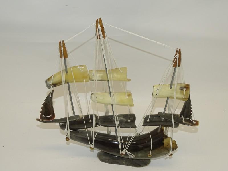 Vintage Hoorn Zeilboot