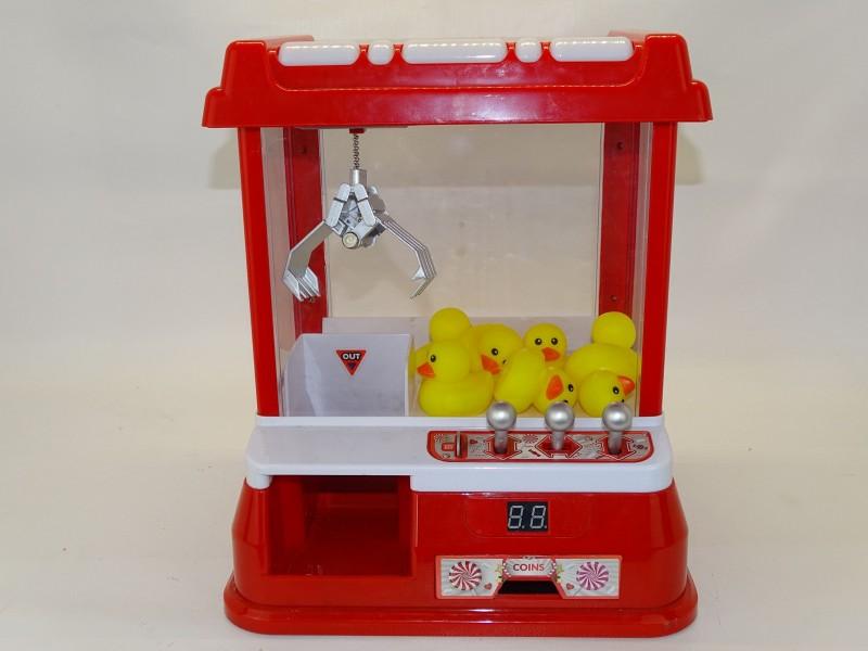 Speelgoed Grijpmachine Eendjes