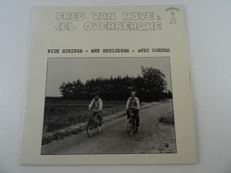 Fred Van Hove & Cel Overberghe - With Strings - Met Strijkers - Avec Cordes