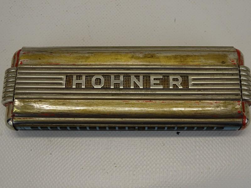Hohner Echo Elite Harmonica, Jaren 30