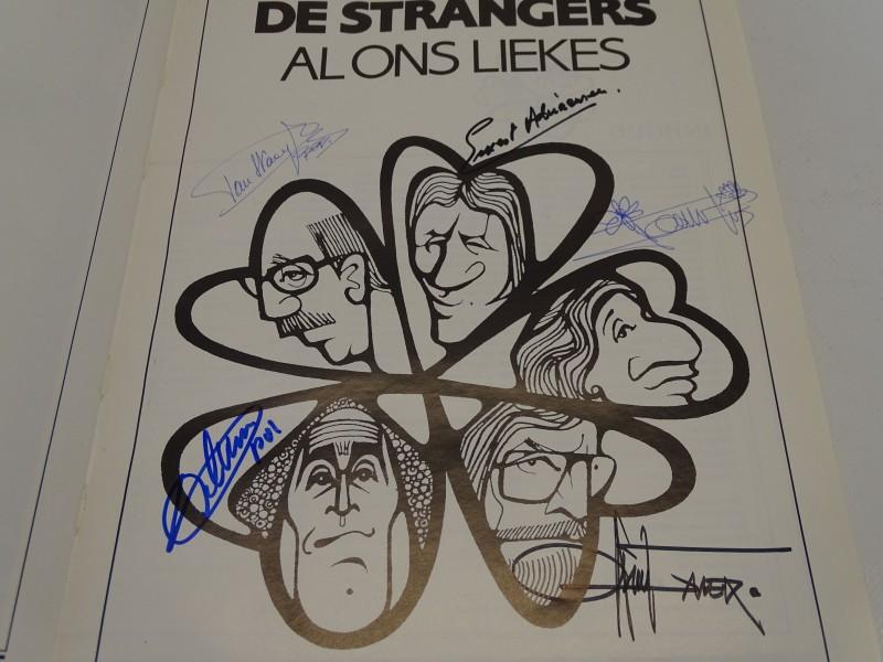 Gehandtekend Boek, De Strangers, Al Ons Liekes, 1982