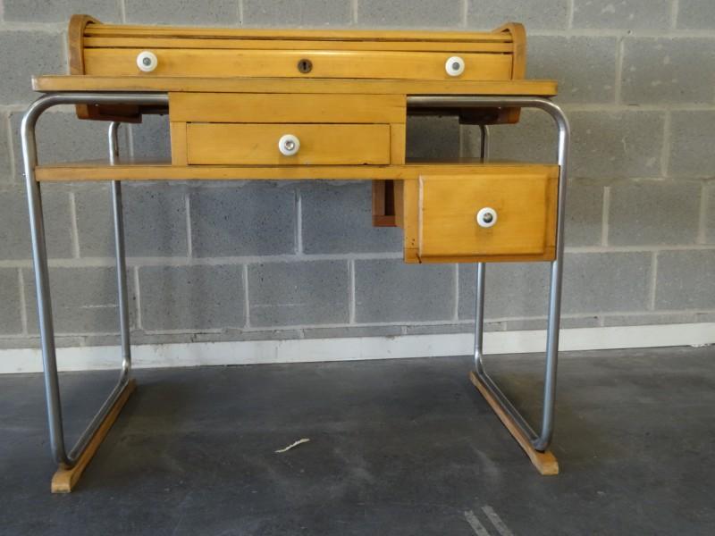 Vintage Torck bureau jaren '50