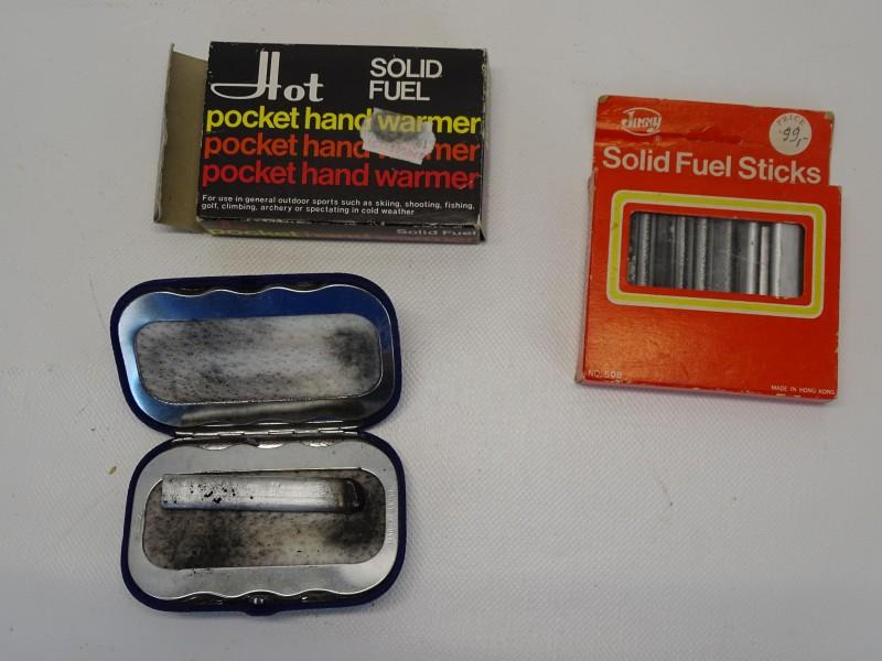 Vintage Handenwarmer / Pocket Warmer Jaren 60/70
