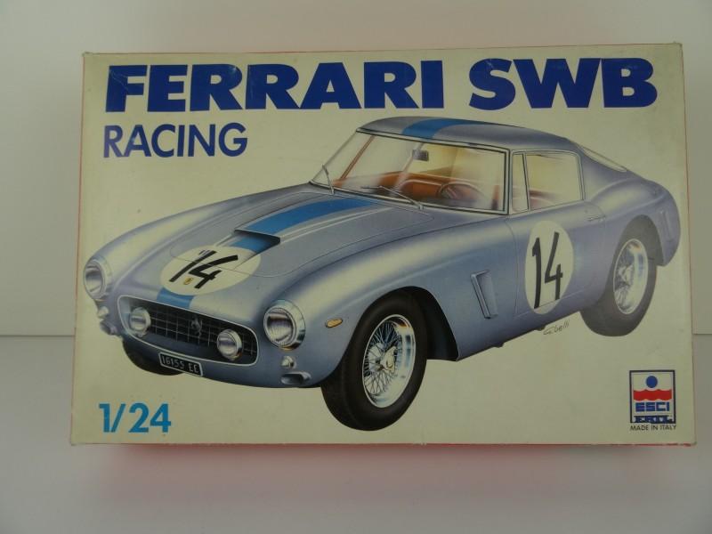 Ferrari SWB - Modelbouw