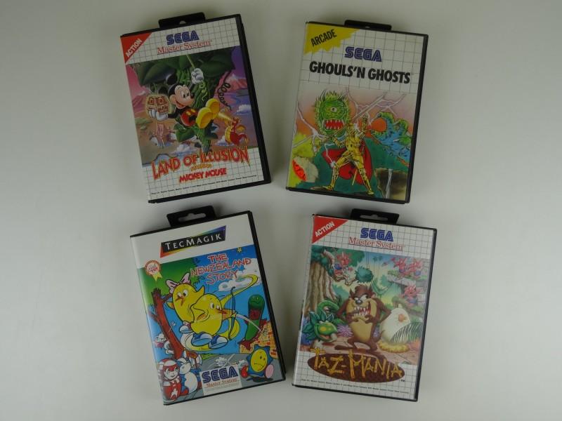 Lot SEGA games