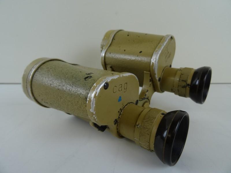 Duits Binocular Dienstglas CAG