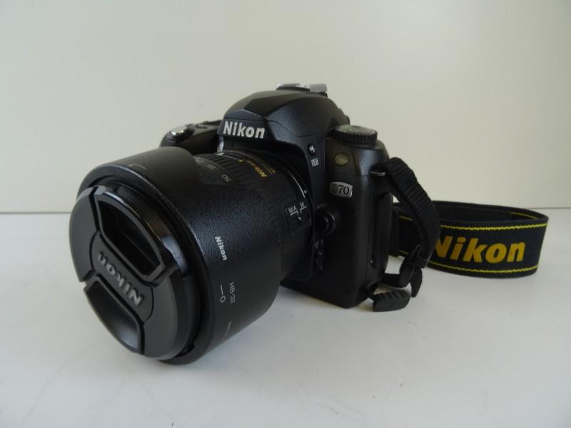 Camera van Nikon