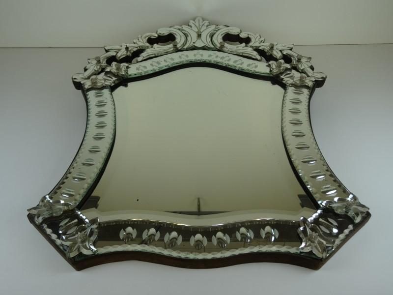 Vintage Venetiaanse spiegel
