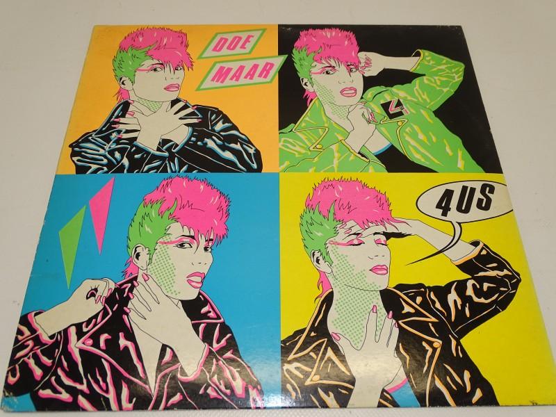 Doe Maar, 4US, 1983