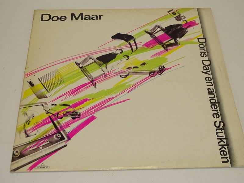 Doe Maar, Doris Day En Andere Stukken, 1982