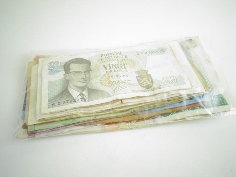 Briefgeld verschillende landen