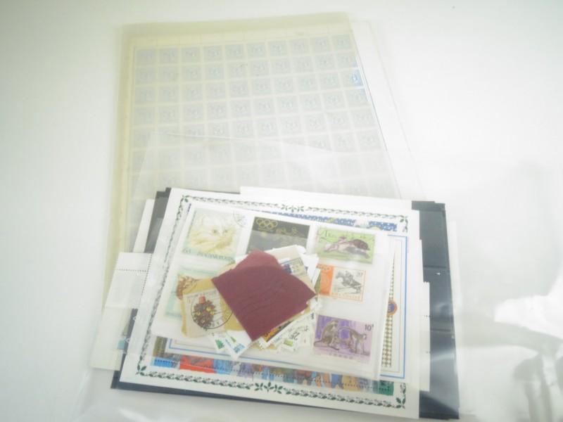 Lot postzegels