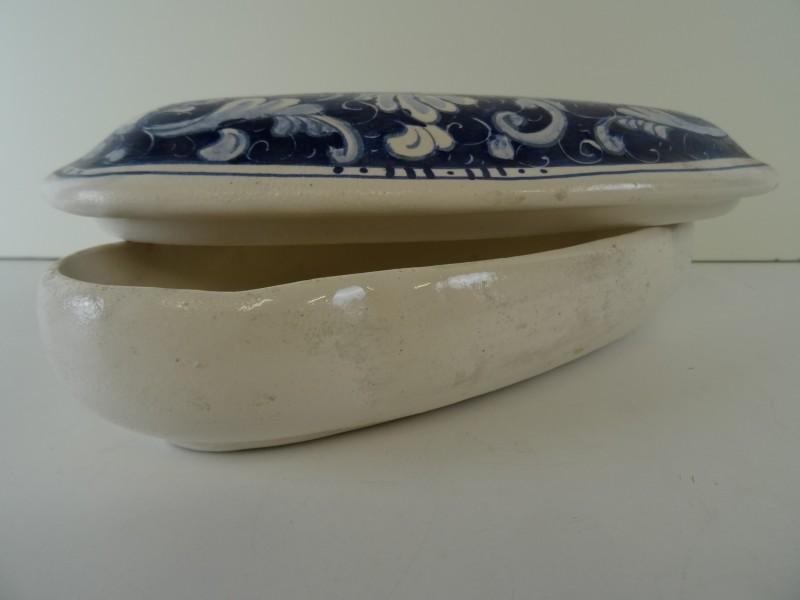 Sabena porselein blauw/wit