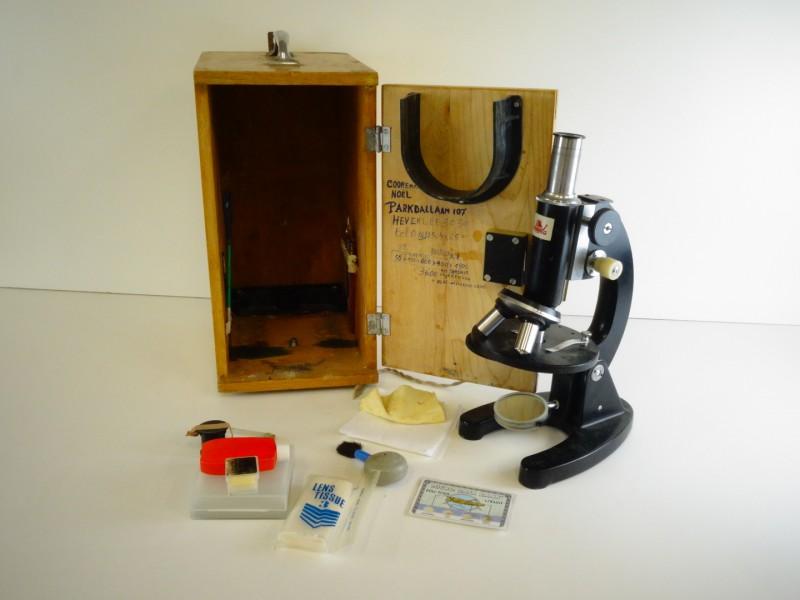 Vintage Microscoop VIKING XSC-04