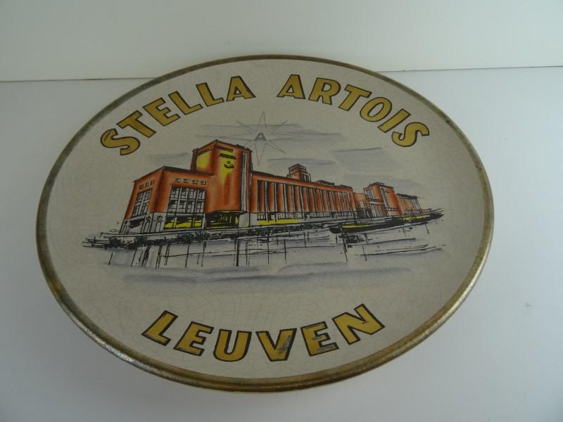 Sier/reclamebord Stella Artois Leuven