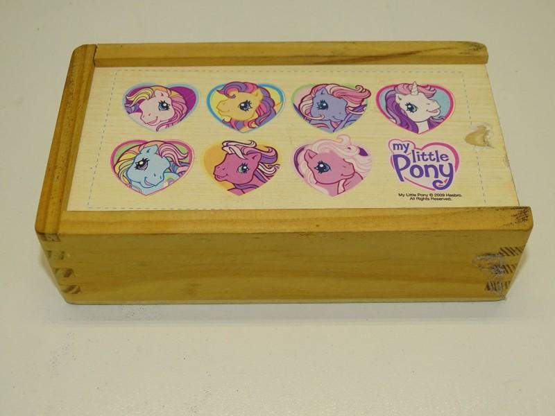 Memoryspel: My Little Pony, Hasbro 2009