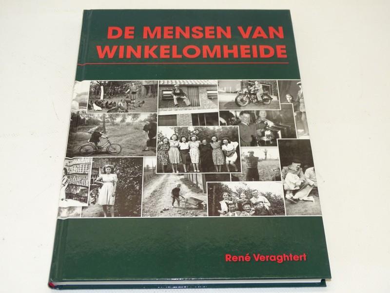 Boek: De Mensen Van Winkelomheide, Rene Veraghtert, 2012