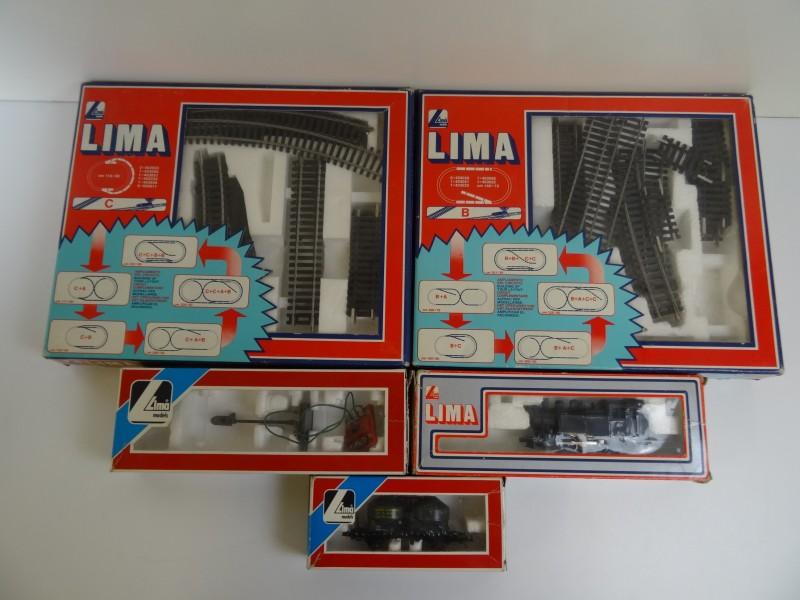 Lima Trein set