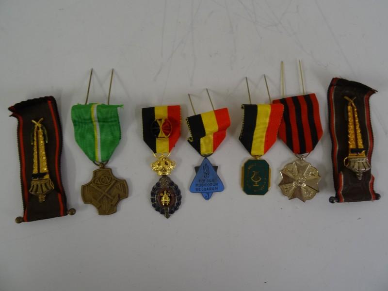 medailles lot (2)