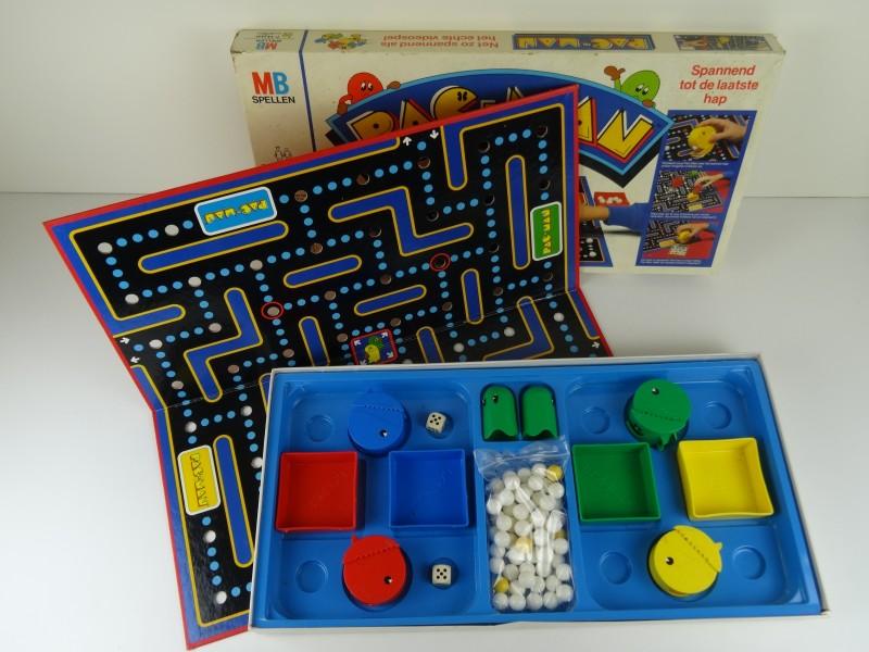 Vintage Pac-Man game MB